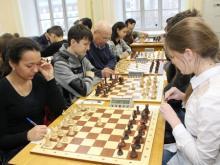 Набережные Челны – вторые на первенстве Татарстана по шахматам