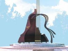 Где в Челнах стоит памятник Высоцкому?