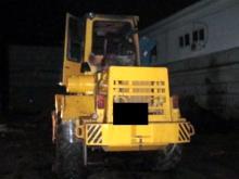 Из-за порванной цепочки 31-летний челнинец поджег погрузчик в Нижнекамске