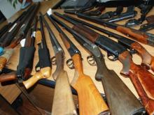 Полицейские в Набережных Челнах за 5 дней изъяли у горожан 16 пистолетов и ружей