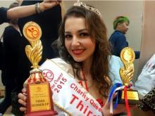 Челнинка Ольга Гайдабура стала обладательницей сразу нескольких титулов на конкурсе в Тайване