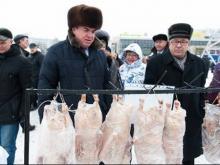 Гусями в Челнах будут торговать на площади Азатлык и Сармановском тракте с 19 декабря