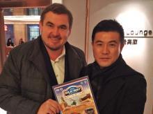 Булат Янборисов открыл в Пекине офис ралли-рейда 'Шелковый путь'