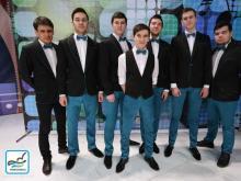 «Сборная татарской лиги» победила на турнире КВН в Уфе