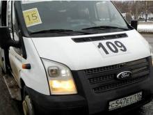 Водитель нелегальной маршрутки хамит пассажирам и угрожает побоями