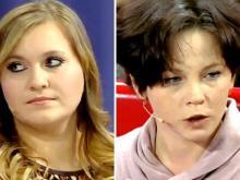 Оксана Горшунова не спешит видеться с дочерью