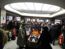 Прощание с Андреем Железновым: «Врачам нужно что-то сделать, чтобы себя защитить…»