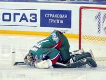 Вратарь хоккейного 'Ак Барса' Эмиль Гарипов снялся в видеоклипе про путь к исламу