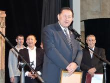 Татарский драмтеатр в Челнах отметил 25-летие