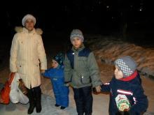 Новый год - вместе! Людмиле Черновой вернули детей