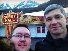 Челнинские КВНщики не очень удачно выступили в Сочи, несмотря на поддержку Александра Литвякова