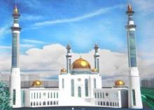 Мечеть «Джамиг»: заграница нам поможет?