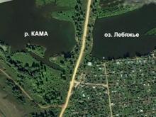 Наиль Магдеев гарантировал садоводам сроки ремонта дамбы между Камой и Лебяжьим