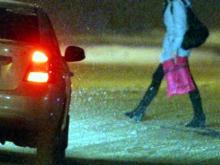 Тротуарные бои: пешеход ищет свидетелей наезда