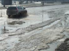 Дорожников пугают не штрафы, а счета за ремонт поврежденных машин