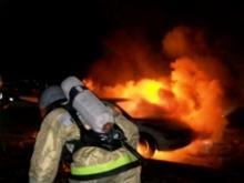 Отвергнутый мужчина из поселка ГЭС сжег иномарку жительницы 11-го комплекса