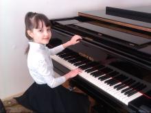 Дарья Тюлеманова встает в 6.30, чтобы стать «лучшей пианисткой»…