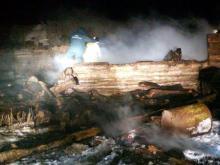 В Татарстане в гибели на пожаре пяти детей и их матери обвинили главу села