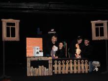 В театре кукол стартовали репетиции нового спектакля по мотивам легенды 'Сак-Сок'