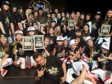 Челнинские танцоры завоевали награды на 'Todes Fest - 2016'