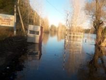Из-за паводка на Каме, Елабуга не готова принимать туристов по водному пути
