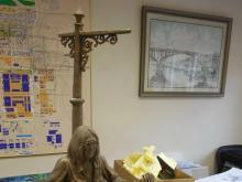 В Набережных Челнах установят скульптуру Джона Леннона