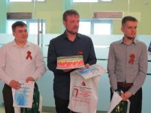 Эдуард Лефлер победил в конкурсе молодых предпринимателей с проектом «Мастерская стекла»