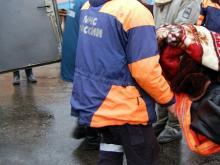 Челнинские спасатели спустили с 7-го этажа 150-килограммовую жительницу дома 18/35