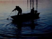 На реке Вятка двое рыбаков погибли от переохлаждения в холодной воде