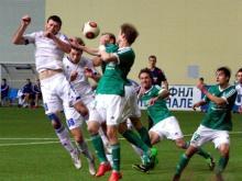 ФК 'КАМАЗ' проиграл в Томске одному из лидеров турнира со счетом 2:0