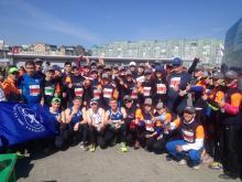 Альфия Когогина: «Челнинцы по своей инициативе пробежали казанский марафон»