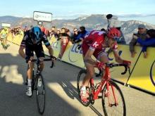 Велогонщик Ильнур Закарин поднялся еще на 2 позиции в общем зачете «Джиро д Италия»