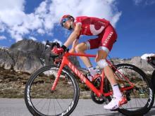 После самого длинного этапа «Джиро д Италия» Ильнур Закарин удерживает 5 место