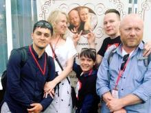 Актеры театра 'Мастеровые' попали в телеэфир на 'Первом канале'