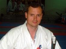 Тренер по каратэ Виталий Скворцов стал обладателем премии 'Золотой пояс'