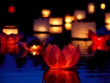 В Набережных Челнах 17 июня на пляже проведут 'Фестиваль Водных фонариков'