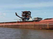 Варварская добыча песка и гравия на Каме нанесла ущерб природе на сумму более 2 млн рублей