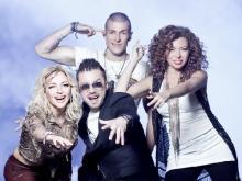 Перед концертом в Набережных Челнах группа 'Банд`эрос' презентовала летний хит