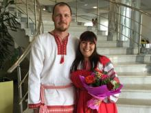 Свадебный языческий обряд проведет челнинская пара на новом капище Велеса