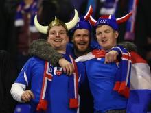 Большинство челнинцев теперь болеют на Евро-2016 за сборную Исландии