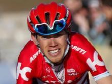 Ильнур Закарин - единственный россиянин на велогонке «Тур де Франс»