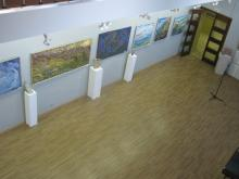 Челнинские художники организовали выставку в Москве