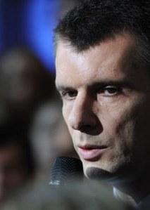 Прохоров отвечает на вопросы из Набережных Челнов
