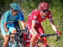 Несмотря на теракт во Франции, Ильнур Закарин продолжает участие в велогонке 'Тур де Франс'