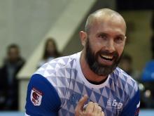 Знамя сборной России на открытии Олимпийских игр понесет волейболист Сергей Тетюхин