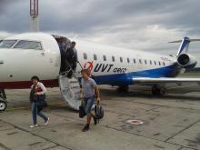 Татарстанская авиакомпания заняла первое место в рейтинге пунктуальности аэропорта Домодедово