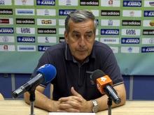 Очередное поражение ФК 'КАМАЗ' главный тренер Шинкаренко оправдывает 'становлением команды'