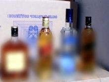 Рекордные 22 тонны суррогатного алкоголя изъяли челнинские полицейские