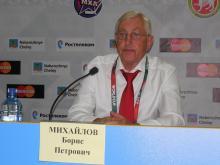 Борис Михайлов: 'За российский хоккей не беспокойтесь'
