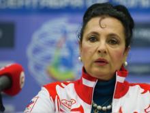Тренер по художественной гимнастике Ирина Винер должна заменить министра спорта Мутко